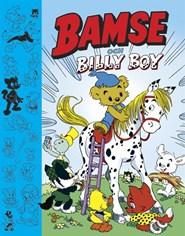 Prenumerera 1 nummer av Bamse och Billy Boy