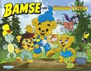 Prenumerera 1 nummer av Bamse och häxans dotter