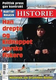 Prenumerera 4 nummer av Maritimt Magasin Historie