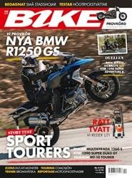 Prenumerera 8 nummer av Bike