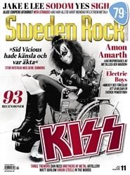 Prenumerera 3 nummer av Sweden Rock Magazine