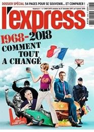 Prenumerera 52 nummer av L'Express