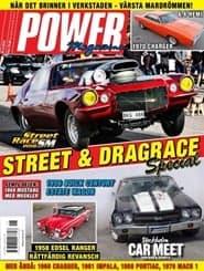 Prenumerera 16 nummer av Power Magazine