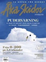 Prenumerera 20 nummer av Åka Skidor