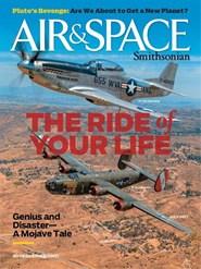 Prenumerera 6 nummer av Air & Space