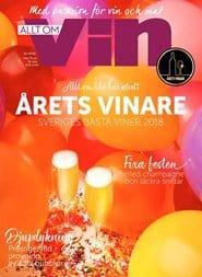 Prenumerera 11 nummer av Allt om Vin