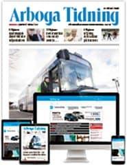 Prenumerera 120 nummer av Arboga Tidning