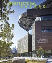 Prenumerera 12 nummer av Architectural Record