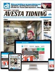 Prenumerera 72 nummer av Avesta Tidning