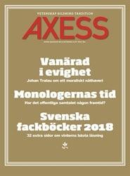 Prenumerera 9 nummer av Axess