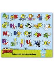 Prenumerera 1 nummer av Bamse rampussel bokstäver