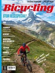 Prenumerera 5 nummer av Bicycling