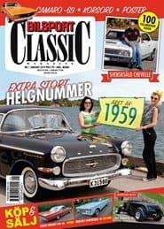 Prenumerera 24 nummer av Bilsport Classic