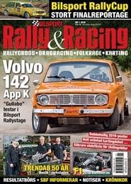 Prenumerera 16 nummer av Bilsport Rally&Racing
