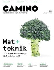 Prenumerera 4 nummer av Camino