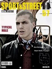 Prenumerera 4 nummer av Collezioni Sport & Street