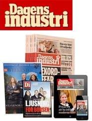 Prenumerera 289 nummer av Dagens industri