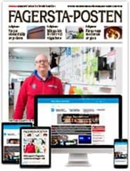 Prenumerera 72 nummer av Fagersta Posten