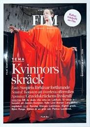 Prenumerera 3 nummer av Filmtidskriften FLM