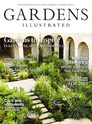 Prenumerera 12 nummer av Gardens Illustrated