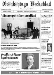 Prenumerera 10 nummer av Grönköpings Veckoblad