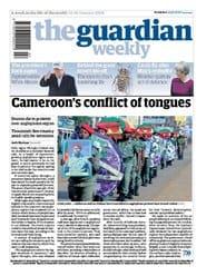 Prenumerera 52 nummer av Guardian Weekly
