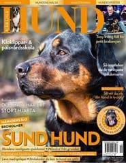 Prenumerera 12 nummer av Härliga Hund