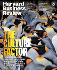 Prenumerera 6 nummer av Harvard Business Review