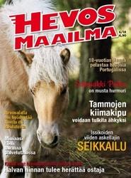 Prenumerera 6 nummer av Hevosmaailma