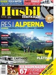 Prenumerera 10 nummer av Husbil & Husvagn
