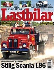 Prenumerera 18 nummer av Klassiska Lastbilar