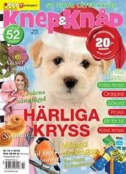 Prenumerera 14 nummer av Knep & Knåp