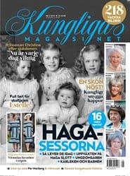 Prenumerera 10 nummer av Kungliga Magasinet