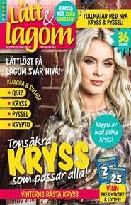 Prenumerera 24 nummer av Lätt & Lagom