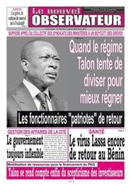 Prenumerera 52 nummer av Le Nouvel Observateur