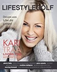 Prenumerera 5 nummer av Lifestylegolf magazine