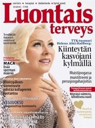 Prenumerera 10 nummer av Luontaisterveys