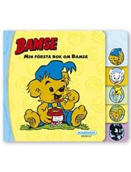 Prenumerera 1 nummer av Min första bok om Bamse