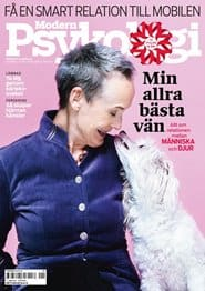 Prenumerera 5 nummer av Modern Psykologi