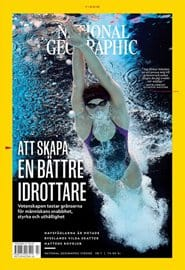Prenumerera 3 nummer av National Geographic Sverige