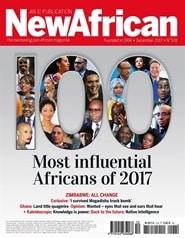 Prenumerera 11 nummer av New African