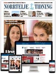 Prenumerera 120 nummer av Norrtelje Tidning