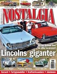 Prenumerera 24 nummer av Nostalgia