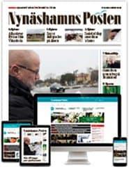 Prenumerera 24 nummer av Nynäshamns Posten