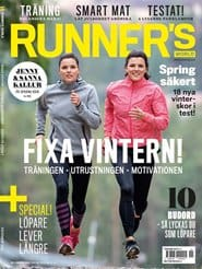 Prenumerera 11 nummer av Runners World