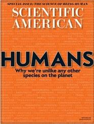 Prenumerera 12 nummer av Scientific American
