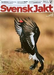 Prenumerera 11 nummer av Svensk Jakt