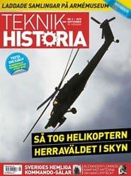 Prenumerera 10 nummer av Teknikhistoria