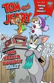 Prenumerera 4 nummer av Tom och Jerry