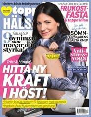 Prenumerera 13 nummer av ToppHälsa